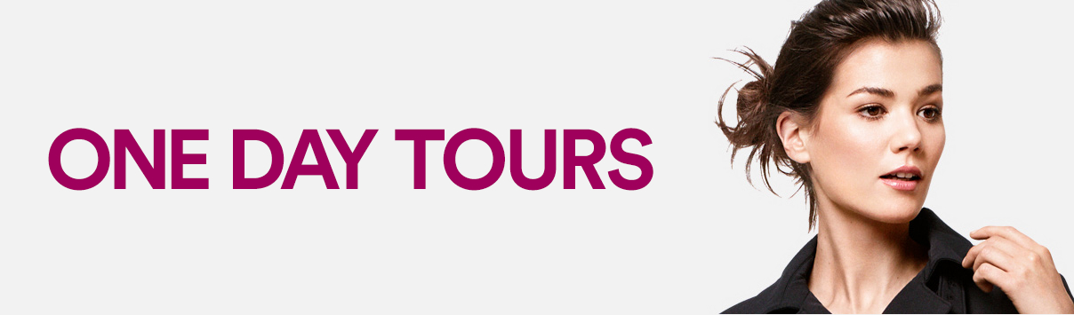 ONE DAY TOURS