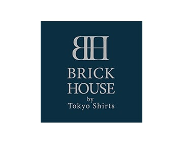 Brick House by Tokyo Shirts ブリックハウス バイ トウキョウシャツ