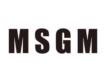 Msgm エムエスジーエム