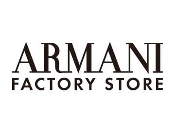 Armani Factory Store アルマーニ ファクトリーストア
