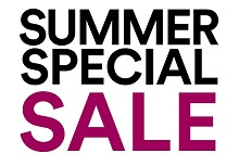 【SUMMER SPECIAL SALE】 Make your shopping more affordable!