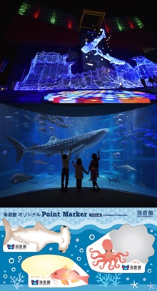 "<span class=""red""><strong>【Osaka Aquarium KAIYUKAN×Rinku Premium Outlets® Tie-up】<br />
