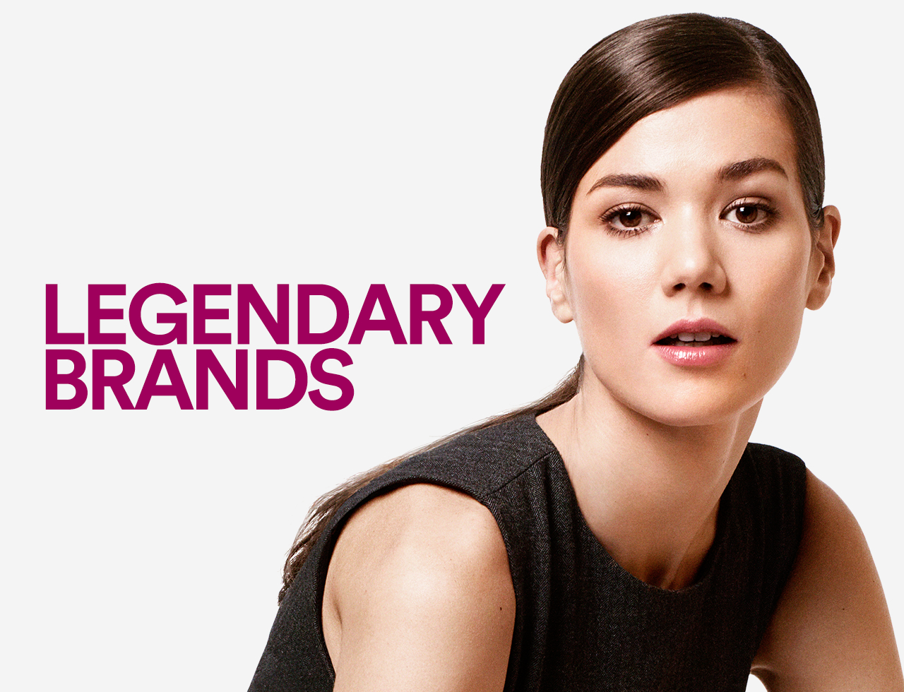 LEGENDARY BRANDS | PREMIUM OUTLETS®